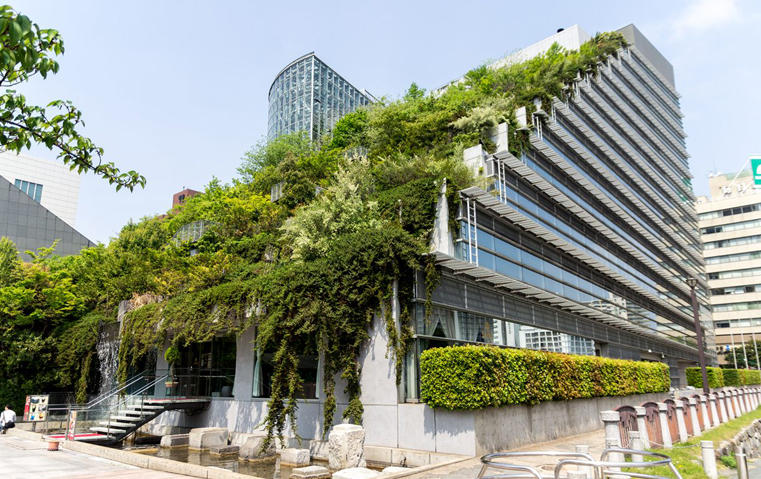 How do Green Buildings Save Energy?-image